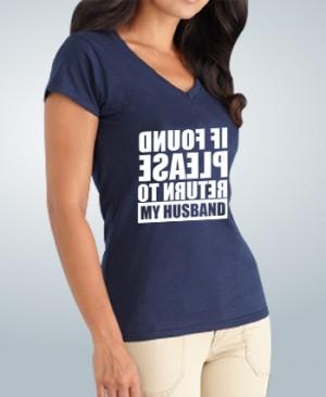 If Found T-Shirt