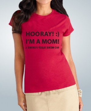 New Mom T-Shirt